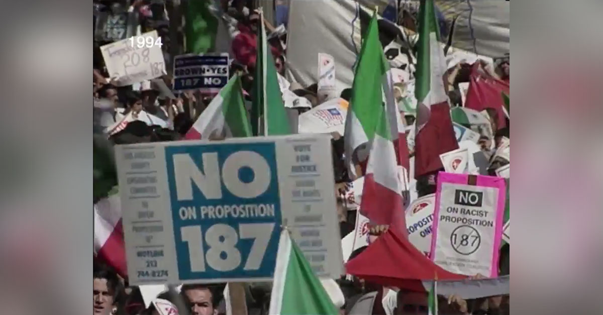 an analysis of proposition 187 in california They note that since voters passed the wilson-backed proposition 187, california has seen its politics swing from  but a recent new york times analysis found that there are more white voters .