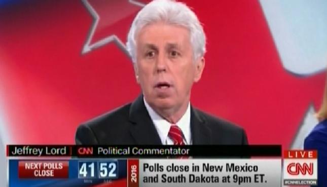 "CNN's Donald Trump Surrogate, ""The Most Grotesque Person ..."