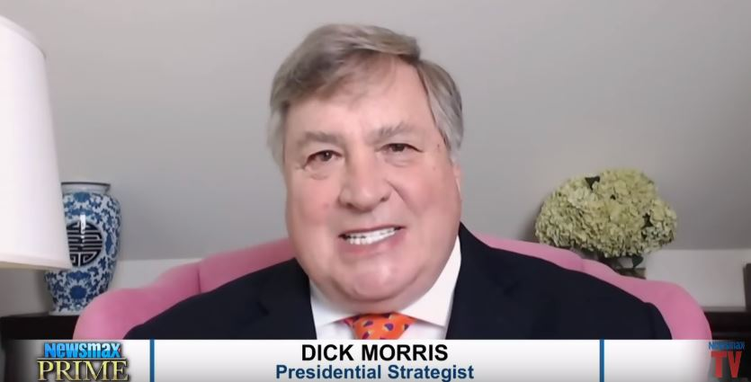 Really. dick morris report absolutely not