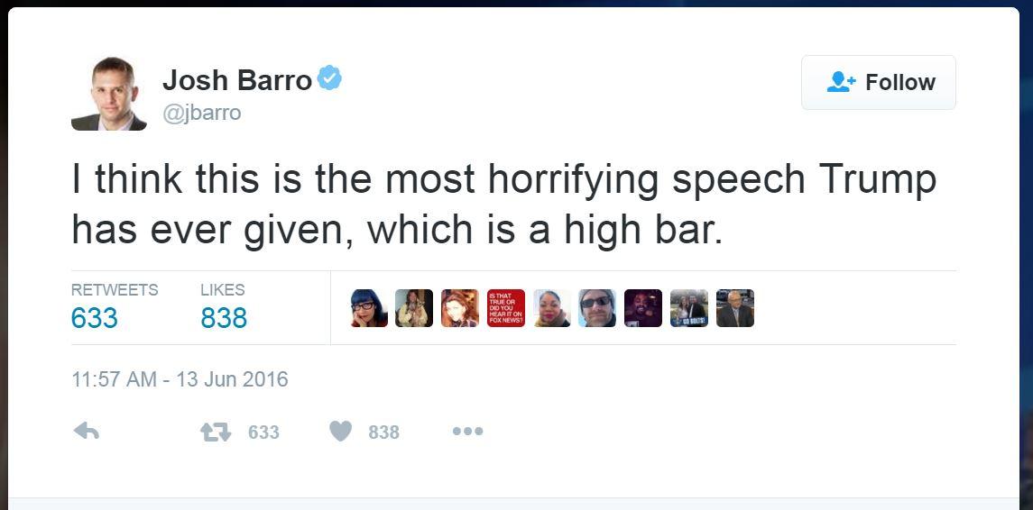 Shooting Range Orlando >> Media Horrified By Trump's Speech On Orlando Anti-LGBT ...