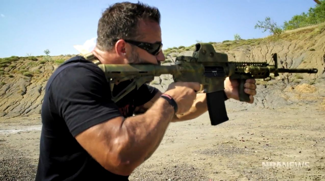 Gun Rights And Regulations >> NRA Urges People To Buy Assault Weapons Days After Terrorist Uses Assault Weapon In Massacre Of 49