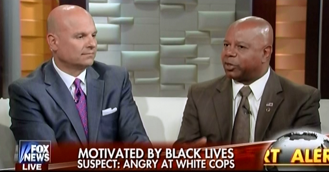 Fox Contributor Blames Black Lives Matter For Dallas