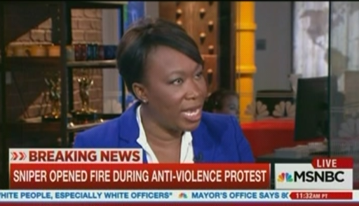 MSNBC's Joy Reid: Victims Of Police Shootings And Police