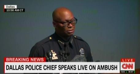 Dallas Police Chief Debunks Conservatives'