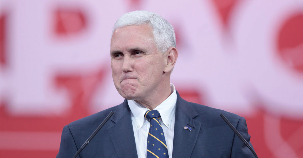 After Trump appoints Pence to oversee coronavirus response, initial reports don't include that he enabled HIV outbreak in Indiana