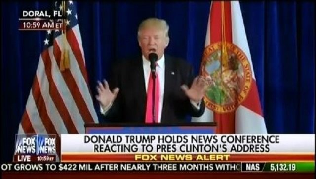 research media widely condemn trumps mindblowing call russian government cyberattack hillary clinton