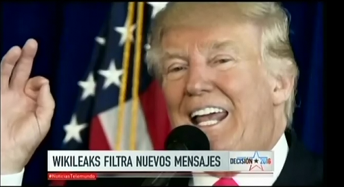 Telemundo Exposes Trump's Lies About His Relationship With ...