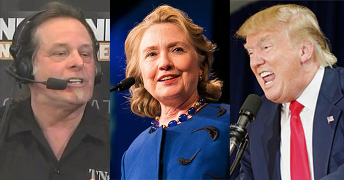 Trump To Campaign With Ted Nugent, Noted Racist Who Said Hillary Clinton Should Be Hanged