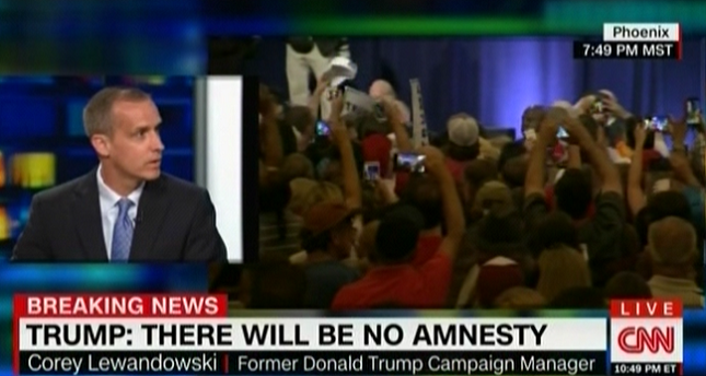 CNN's Corey Lewandowski: Trump Immigration Speech Was A Tactical Decision To Appeal To White Males
