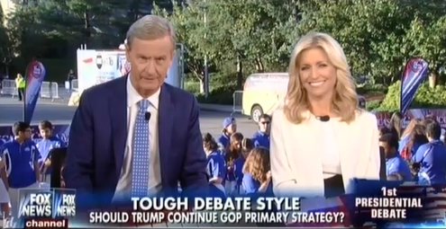 research gets lower media reinforce double standard trump ahead first debate