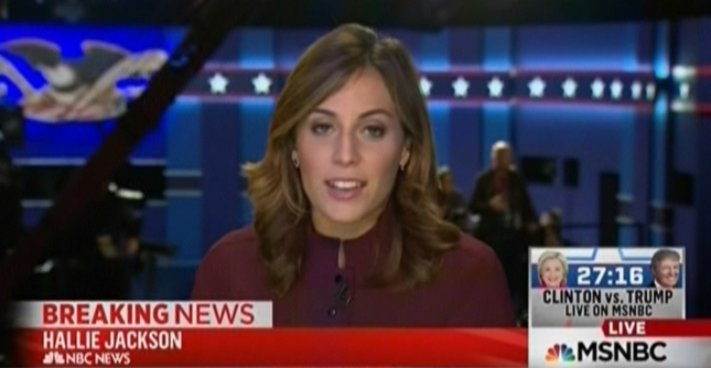 NBC's Hallie Jackson: Republicans And GOP Operatives Are ...