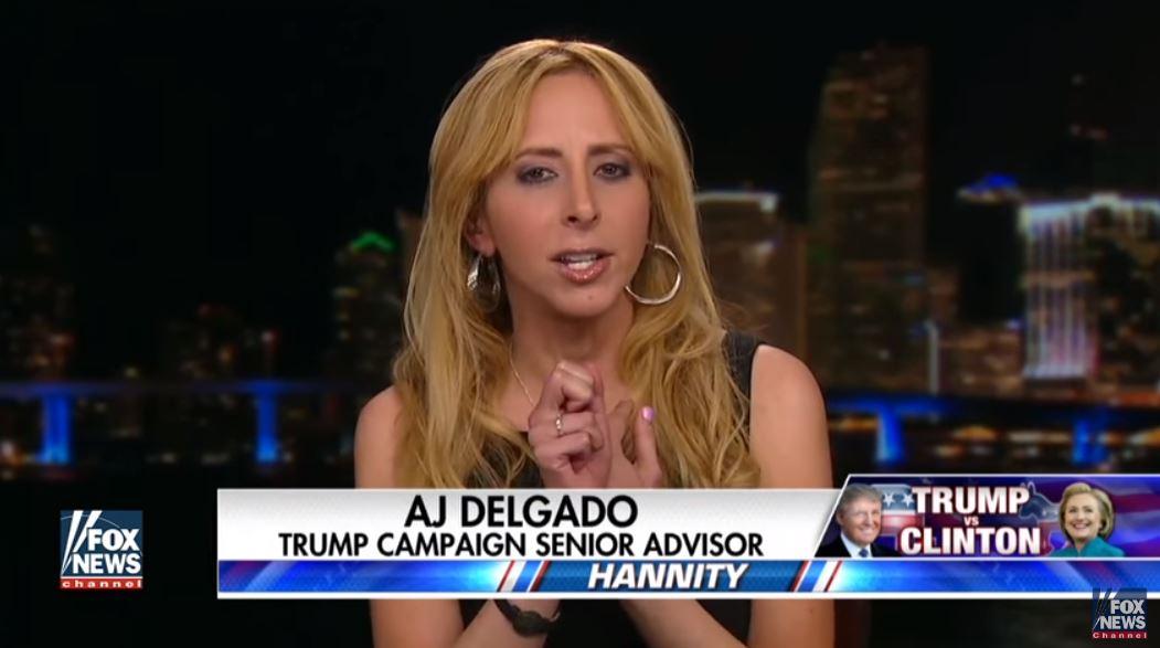 AJ Delgado | Media Matters for America