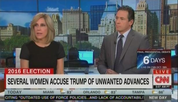 Donald trump accused of sexual assault