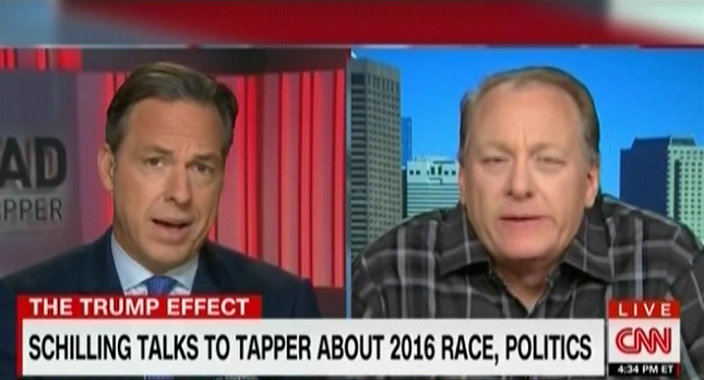 Breitbart News To Hire Curt Schilling Days After He Was Criticized