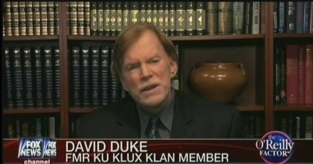 Former Ku Klux Klan Leader David Duke Claims Jews ...
