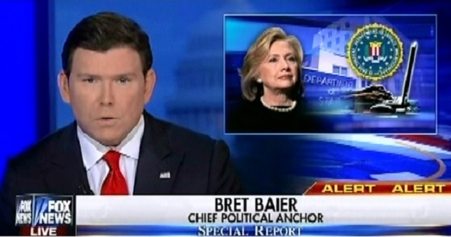 a study on why fox news can t be trusted bret baier edition