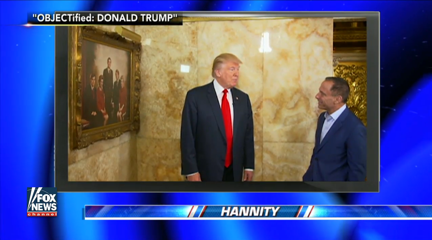 news donald trump harvey levin tour tower special