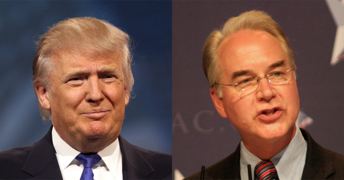 Image result for tom price
