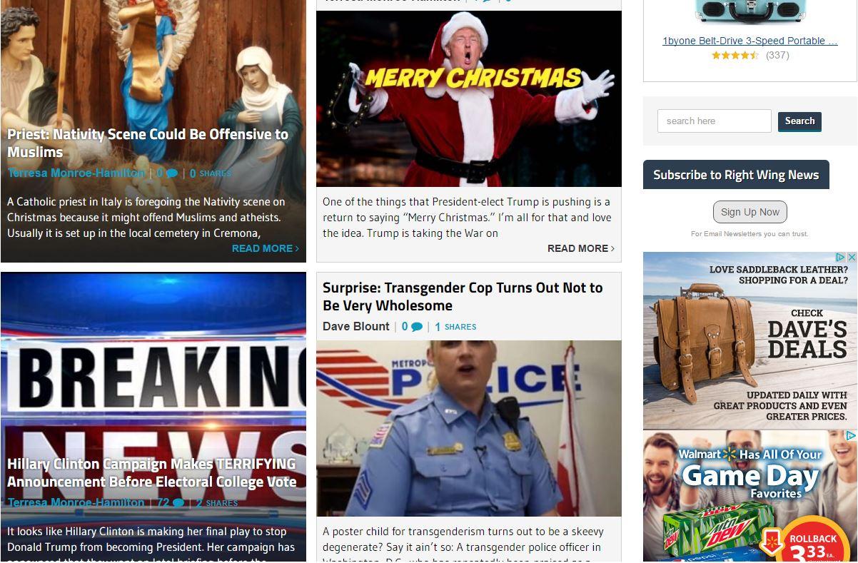 Websites Peddling Fake News Still Using Google Ads Nearly A