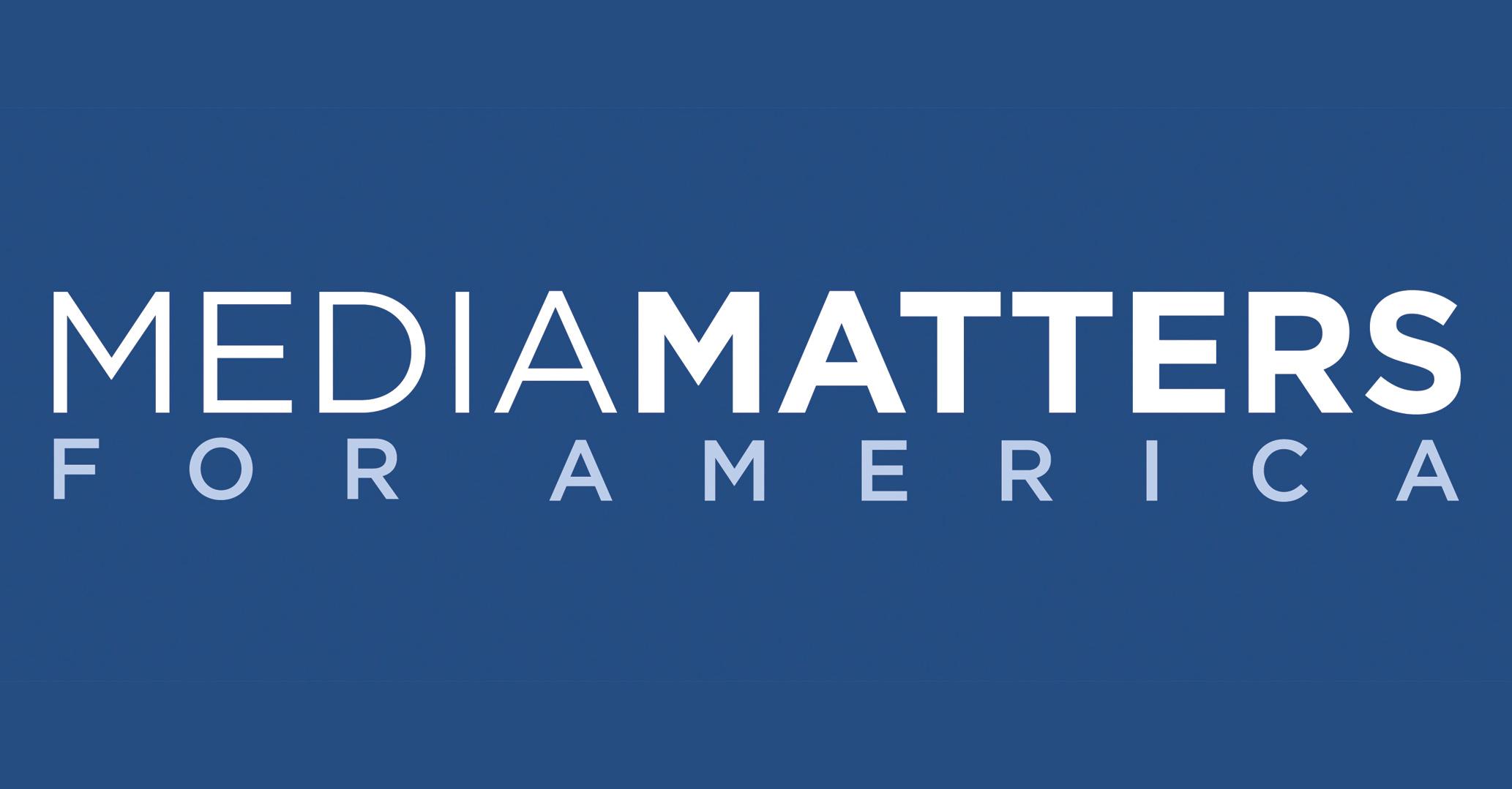 Media Matters for America