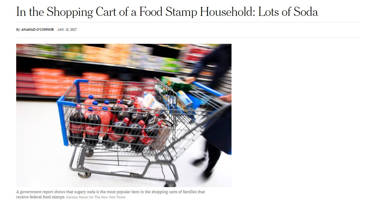 Rebecca Vallas And Katherine Gallagher Robbins Of The Center For American  Progress Slammed The Article In A Blog For Talk Poverty, Noting That The