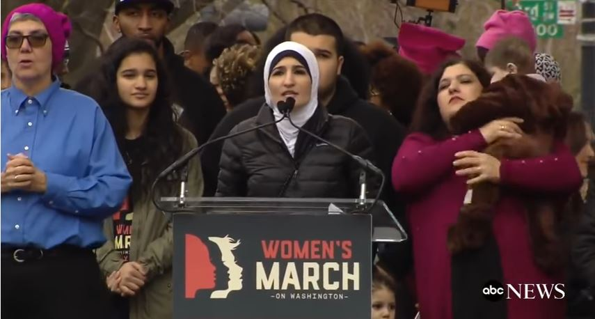 Fake News Purveyors Run With Bigoted Attacks On Women's March Organizer And Google Helps Them Profit