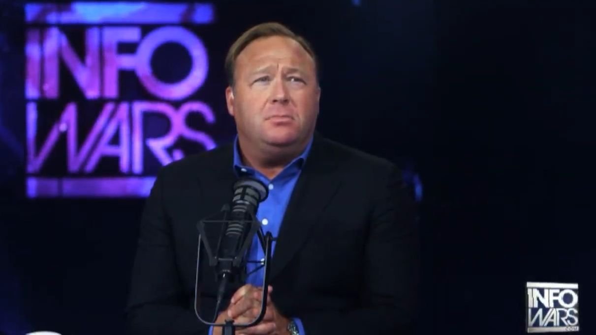 The problem with Alex Jones of INFO-WARS