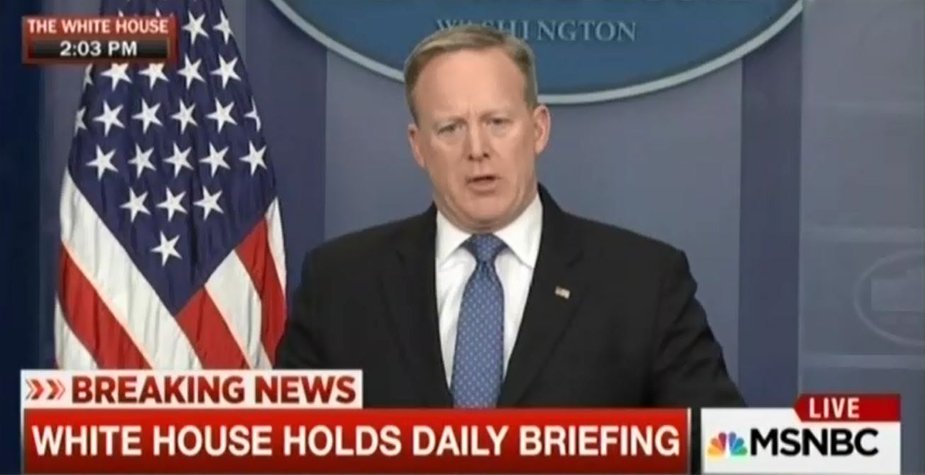The Daily Caller Used The White House Press Briefing To ...