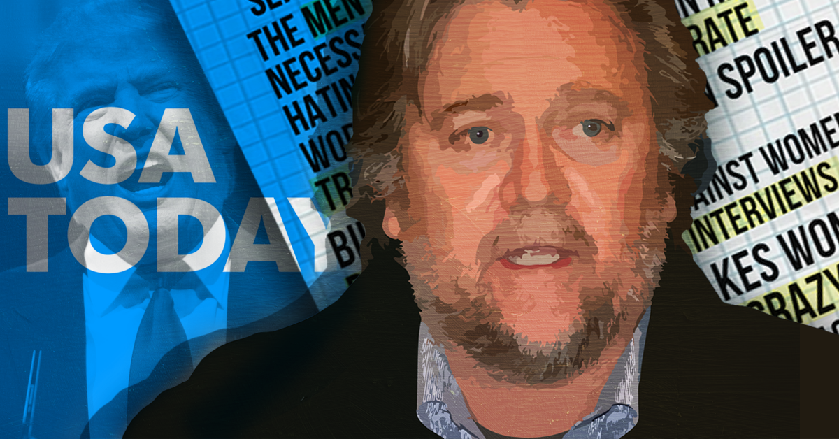 "USA Today Report Raises New Questions About Stephen Bannon And The ""Breitbart Embassy"""