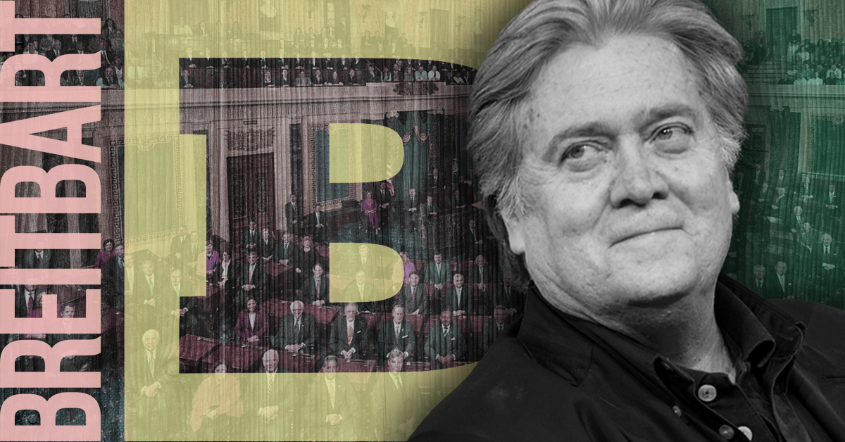 Breitbart Has Been Denied Permanent Congressional Press Passes Pending Further Review