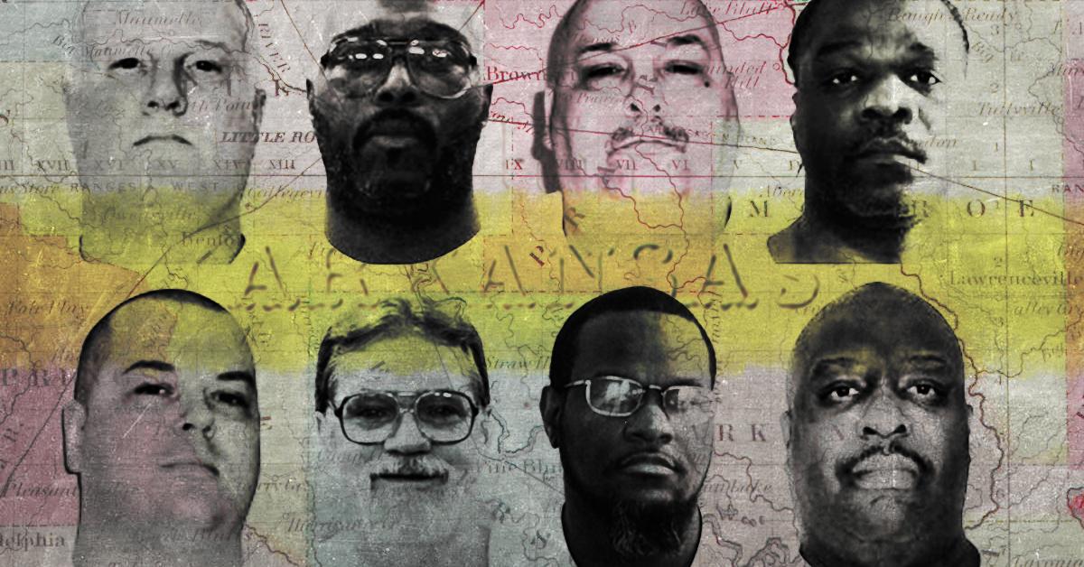 Arkansas inmates hit roadblocks in bid to stop executions