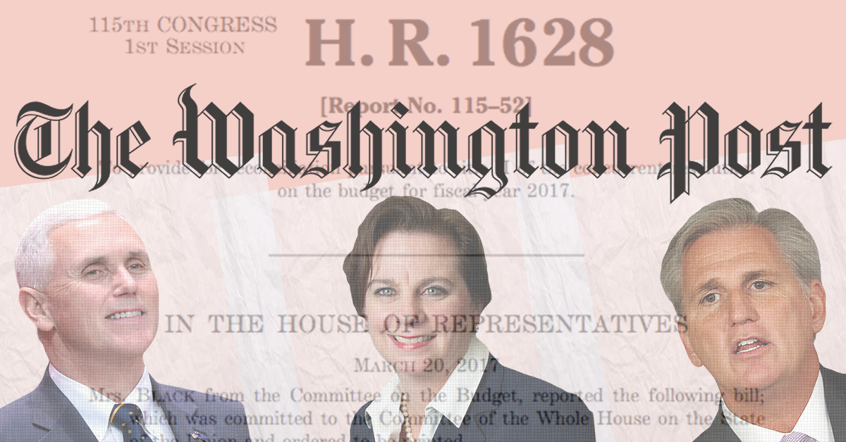 Wash. Post Relies On Anti-Choice Groups To Frame Coverage About ...