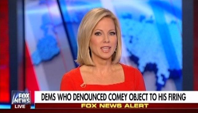 How Fox News Covered Trump Firing The FBI Director, In 51