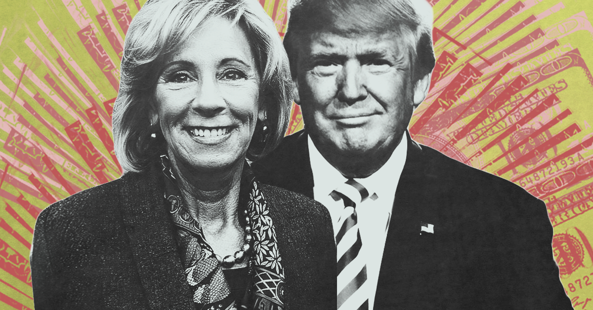 Devos And Tax Credit Vouchers Arizona >> Npr Series Exposes The Numerous Problems With Trump And Devos Push