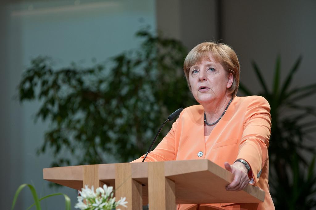 Merkel spokesman: Germany still seeking stronger US ties
