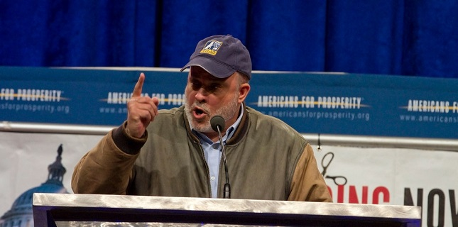 Mark Levin: Who threatens our country more? Iranians, North Koreans, Chinese, Russians, or Democrats?