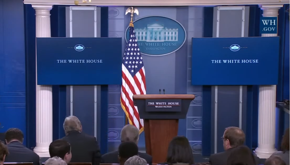 48c7f3150851 Can White House press briefings be saved?