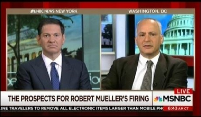 On MSNBC, Mark Halperin pushes right-wing attack on Mueller's fitness as special counsel
