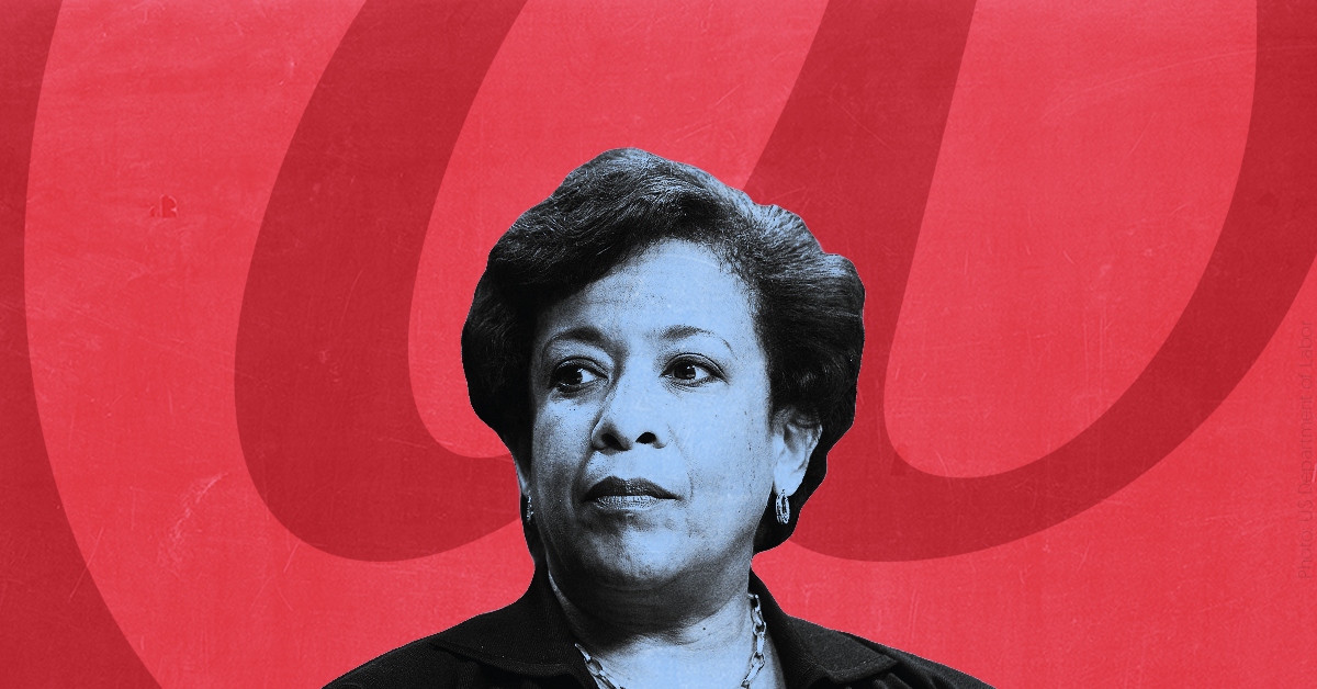 This is Loretta Lynch's latest email scandal