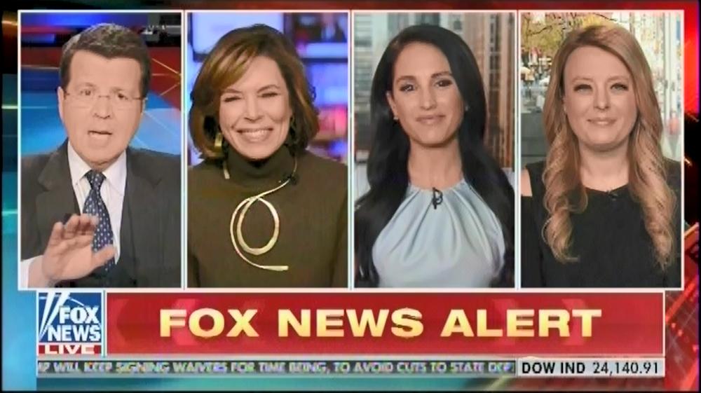 Fox News guest defends Roy Moore: