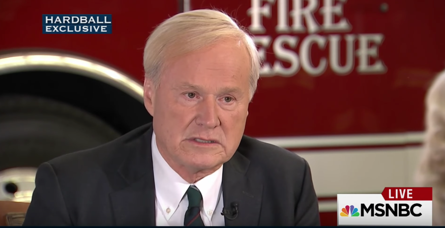Chris Matthews' long history of on-air misogyny and sexism