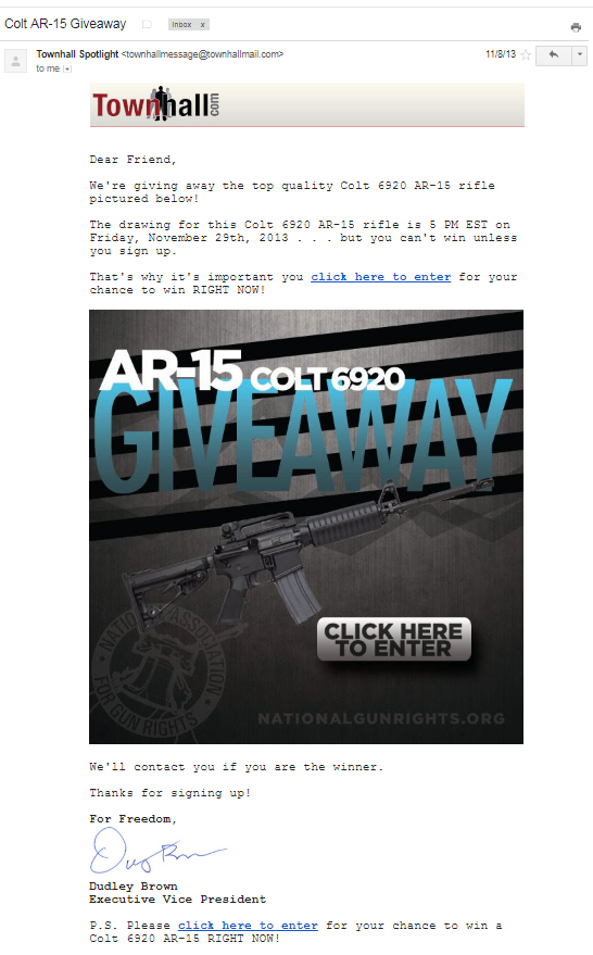 AR-15giveaway