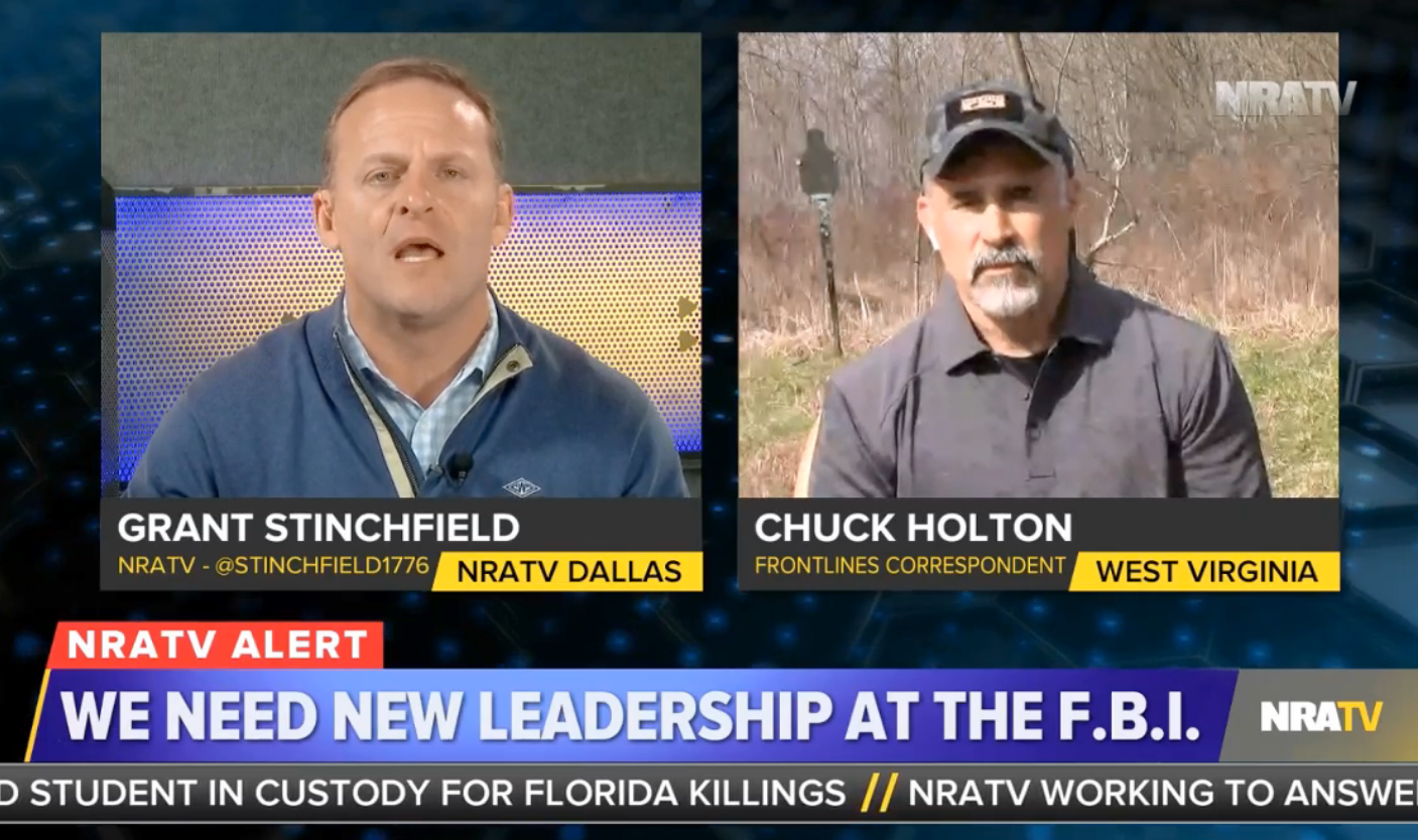 NRATV host finds a way to blame the Parkland school shooting on the Obama administration