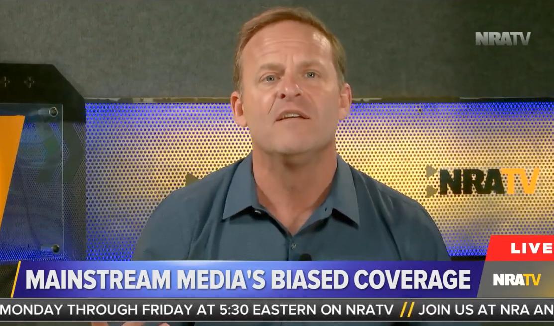 NRATV host: CNN wants children to die in school shootings