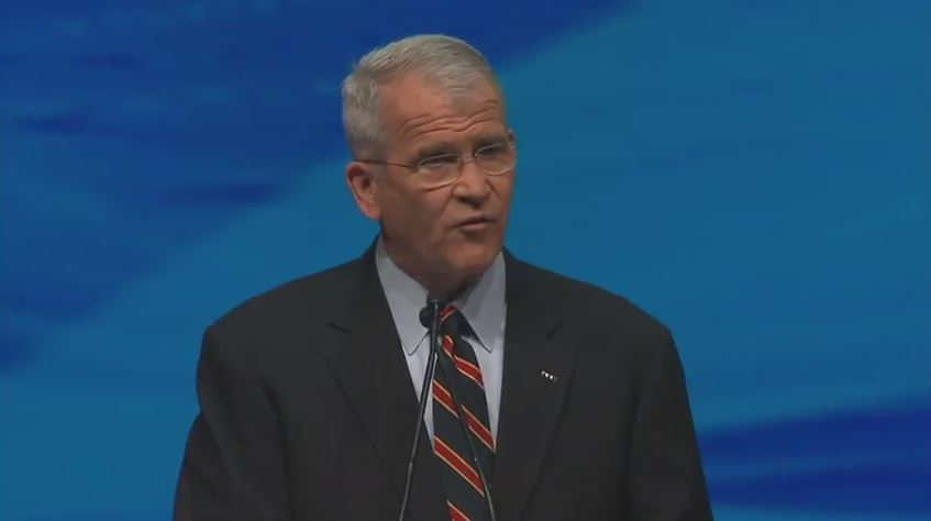 NRA President-elect Oliver North smears Parkland survivors as criminals