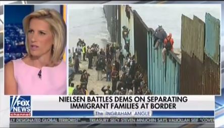 photo image Homeland Security Secretary uses Fox News interview to lie about violence against border patrol agents