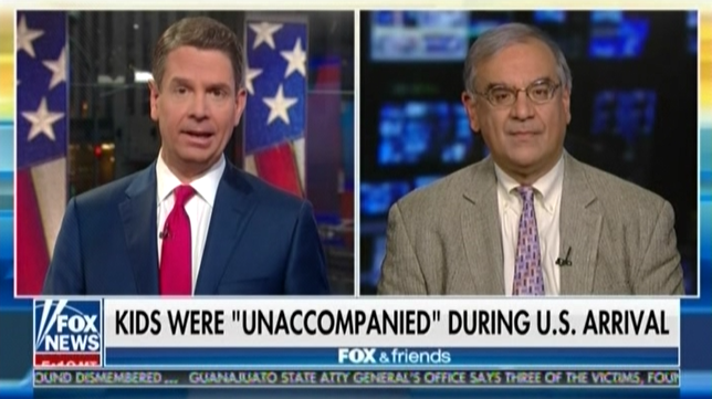 Fox News guest says that the only problem with missing 1,500 immigrant children is that America can't deport them