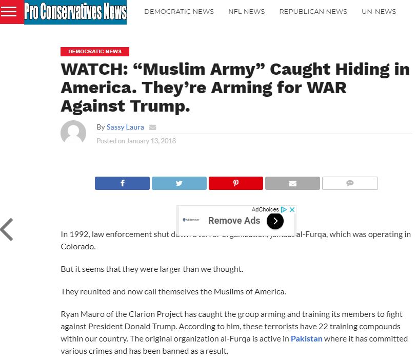 Facebook | Page 5 | Media Matters for America