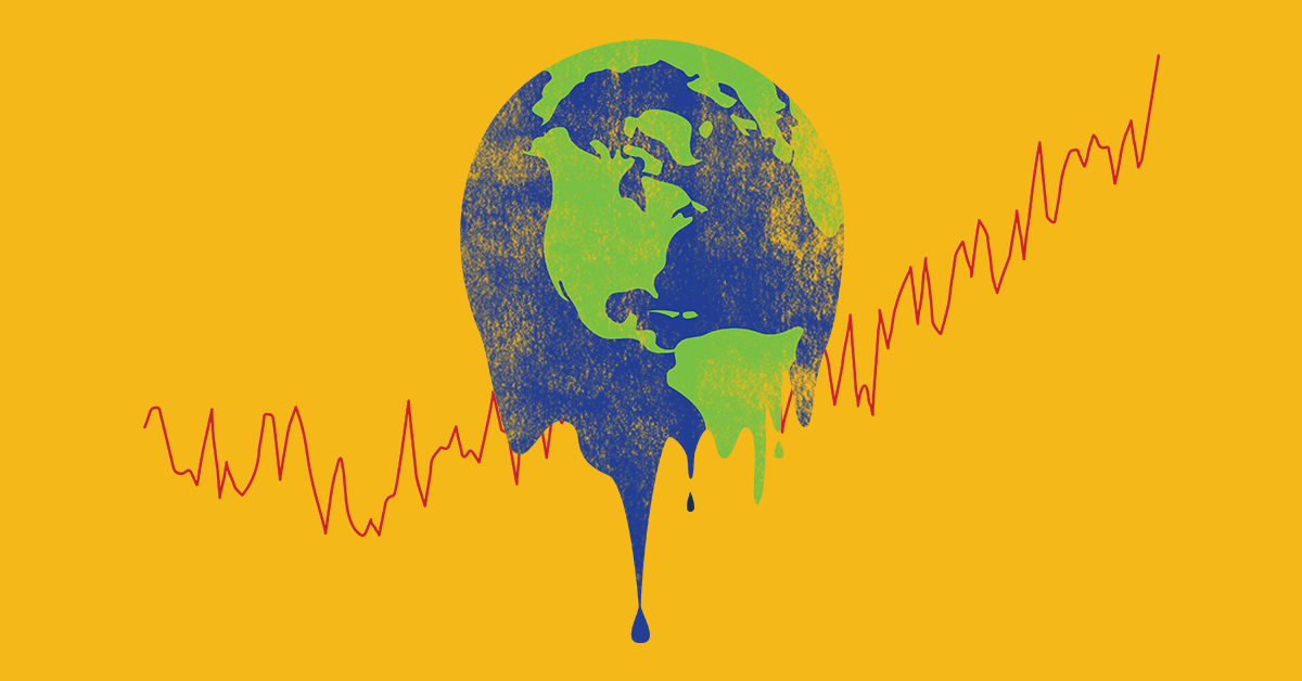 major broadcast tv networks mentioned climate change just once