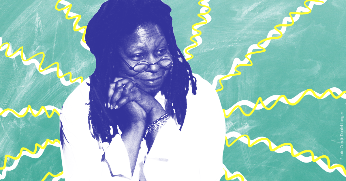 a9995178 Whoopi Goldberg was the target of a fake story. It's become a regular  occurrence.